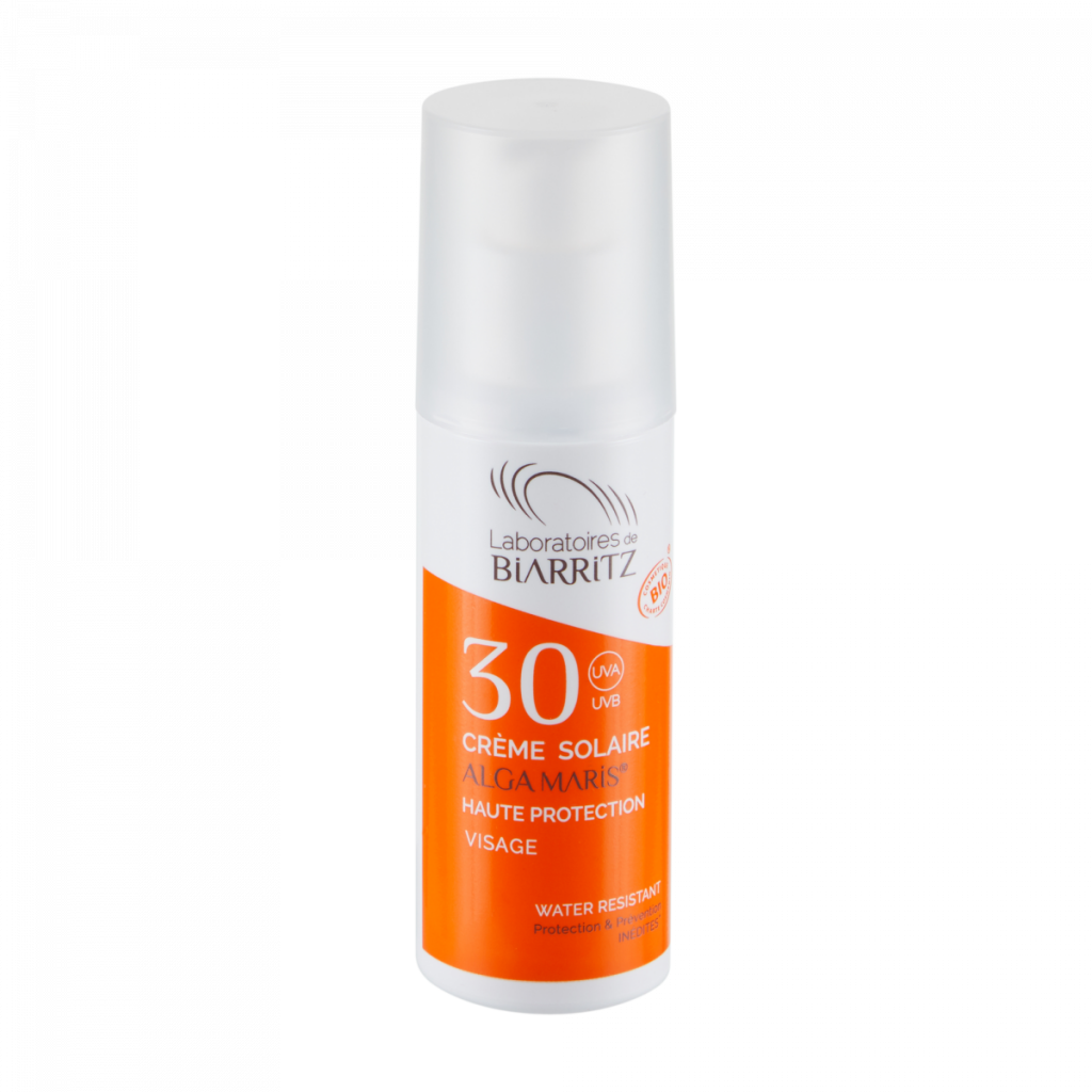 CERTIFIED ORGANIC SPF30 FACE SUNSCREEN 1