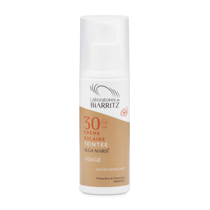 CERTIFIED ORGANIC SPF30 TINTED FACE SUNSCREEN 5