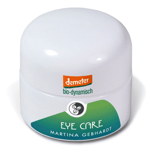 Martina Gebhardt eye cream