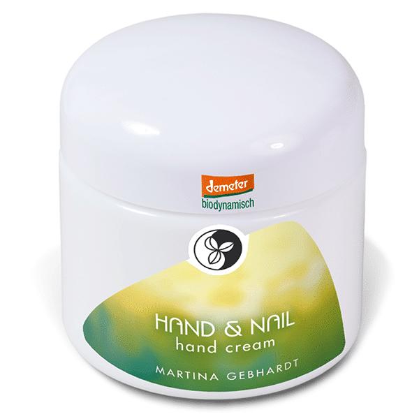 Martina Gebhardt hand & nail hand cream