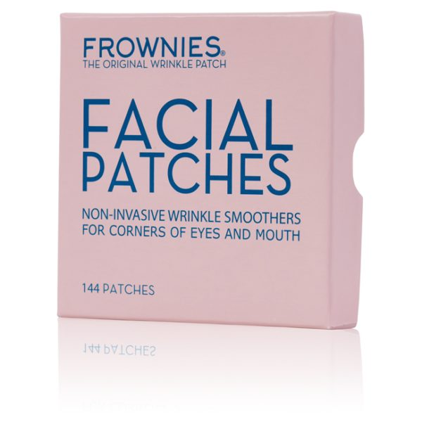 Frownies for the corners of eyes & mouth (144 pieces) 1
