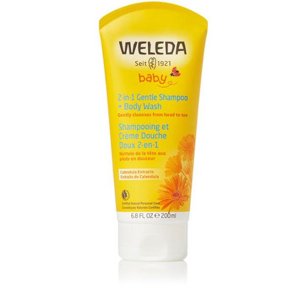 2in1 Gentle Shampoo + Body Wash - Calendula 3